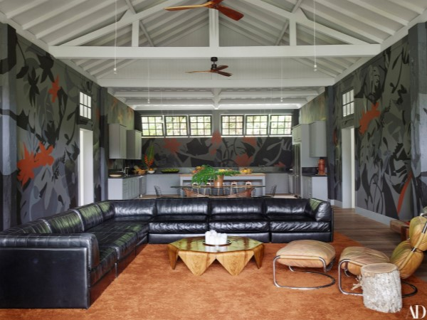 Architectural Digest's Top 5 celebrity home tours